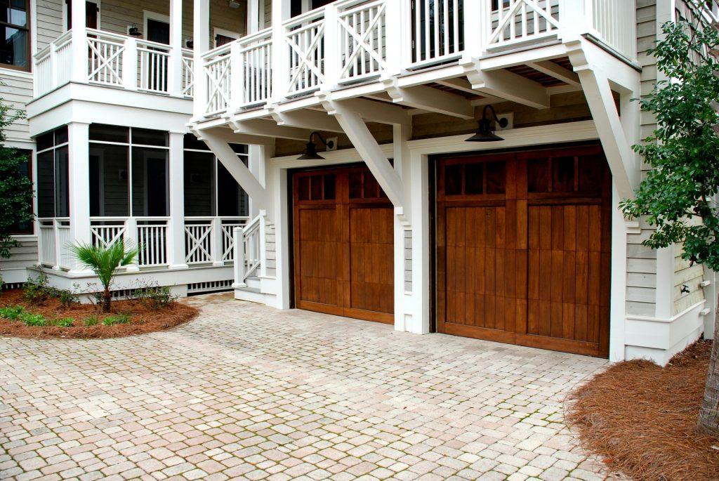 Wood Garage Doors - Ideal Garage Doors